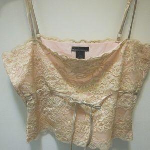 Victoria's Secret Moda International Lace Camisole